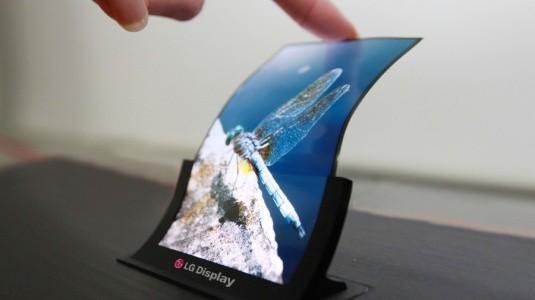 LG'nin Katlanabilir Akıllı Telefonu, CES 2019'da Geliyor