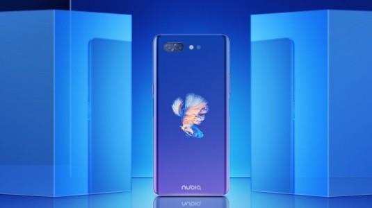 ZTE Nubia X, Çift Ekran ve İki Parmak İzi Tarayıcısı ile Duyuruldu