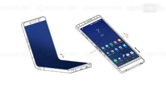 Android Pie Dosyaları Katlanabilir Galaxy ve Snapdragon 8150 ile İlgili İpuçları Veriyor