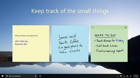 Microsoft Sticky Notes Yakında Android ve iOS İçin Geliyor