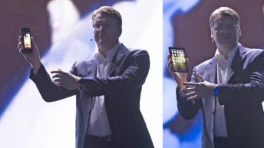 Samsung'un Katlanabilir Telefonu, 1.770 Dolar Fiyatla Mart Ayında Geliyor