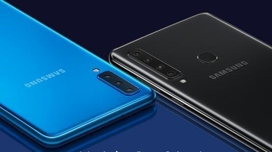 Samsung Galaxy A9 (2018) Türkiye Fiyatı, Ön Sipariş Kampanyası ile Belli Oldu