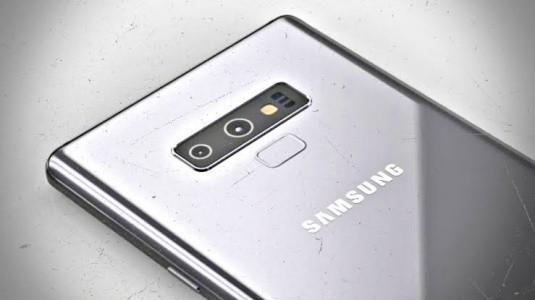 Beyaz Renkli Samsung Galaxy Note 9 Sızdırıldı