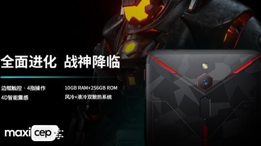 Nubia Red Magic 2 Oyun Telefonu 10 GB RAM İle Duyuruldu