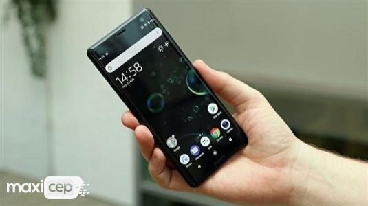 Sony'nin Katlanabilir Telefonu Transparan Olabilir