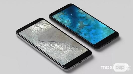 Google Pixel 3 Lite ve Pixel 3 Lite XL Render Görüntüleri Paylaşıldı