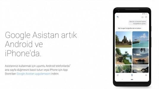 Google Asistan Artık Türkçe Olarak Hizmet Vermeye Başladı