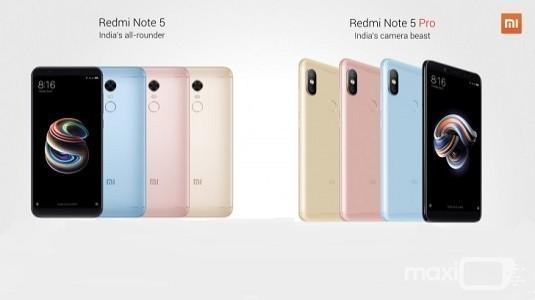 Xiaomi Redmi Note 5 ve Note 5 Pro Android 9 İle Geekbench Üzerinde Listelendi