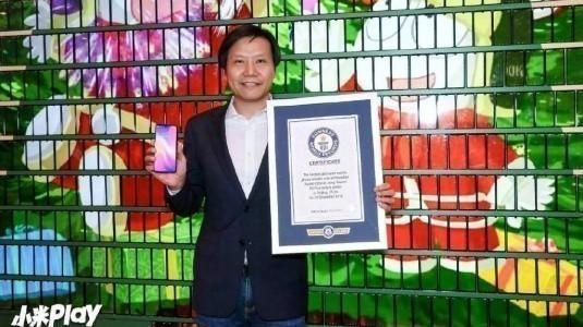 Xiaomi, Animasyonlu Telefon Mozaiği ile Guinness Dünya Rekorunu Kırdı