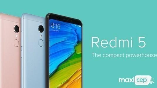 Xiaomi Redmi 5 İçin Android 8.1 Güncellemesi Yayınlandı