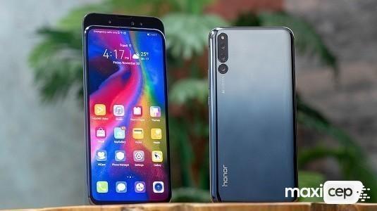 Huawei, Honor Magic 2 İçin Yeni Sistem Güncellemesi Dağıttı