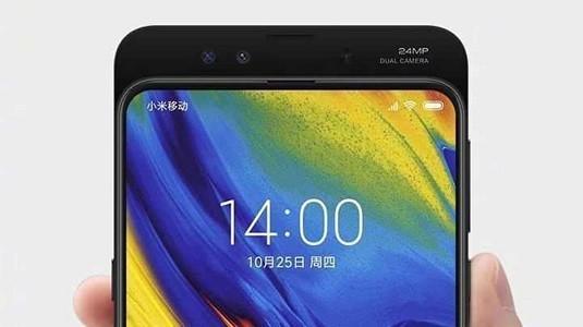 Xiaomi Mi Mix 3'ün 5G Destekli Sürümü Çalışır Halde Görüntülendi