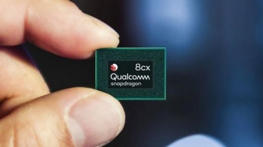 Qualcomm, Windows 10 için Snapdragon 8cx Yonga Setini Duyurdu