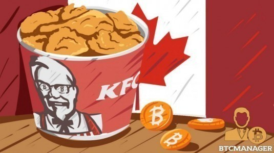 KFC restaurantlarında, Bitcoin ile ödeme alınabilecek