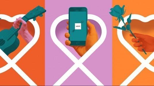 UberSERENAT, 14 Şubat'a özel Uber hizmeti