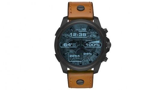 Diesel'den tasarım harikası akıllı saat: DieselOn Time