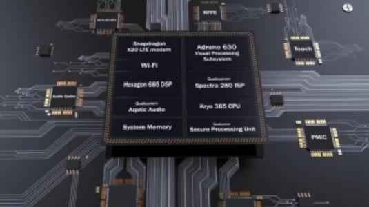 Snapdragon 845 Testleri, İnanılmaz bir GPU ve Daha Hızlı CPU'yu Gözler Önüne Serdi