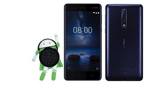 Nokia 8 Android 8.1 Oreo Güncellemesini Almaya Başladı