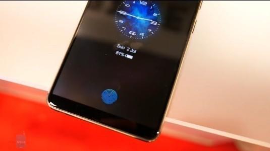 Galaxy Note9 da Ekran Üzeri Parmak İzi Tarayıcıya Sahip Olmayacak