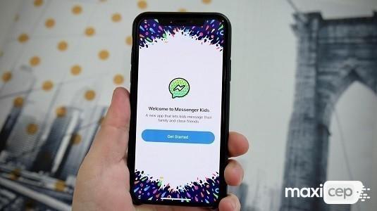 Facebook, Android İçin Messenger Kids Uygulamasını Duyurdu