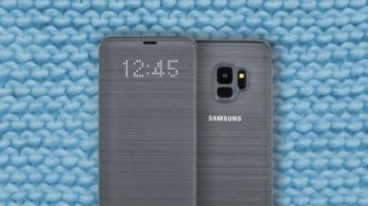Galaxy S9 Kılıfları Ön Siparişe Sunuldu
