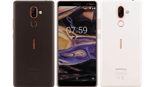 Nokia 7 Plus'ın İlk Canlı Görüntüsü Sızdırıldı