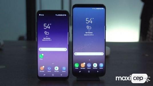 Samsung Galaxy S9'u Kullandığını Söyleyen Bir Kişi Gözlemlerini Aktardı