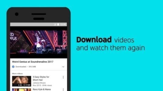 Youtube Go Türkiye'de Kullanıma Sunulmaya Hazırlanıyor