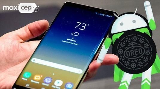 Android 8.0 Oreo Samsung Experience 9 Arayüzü Hakkında Bilgilendirme Yapıldı