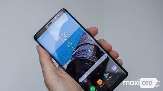 Samsung Galaxy Note 8 İçin Önemli Bir Güvenlik Güncelleştirmesi Geldi