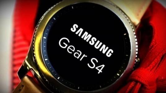 Samsung Gear S4, tansiyonunuzu ölçebilecek