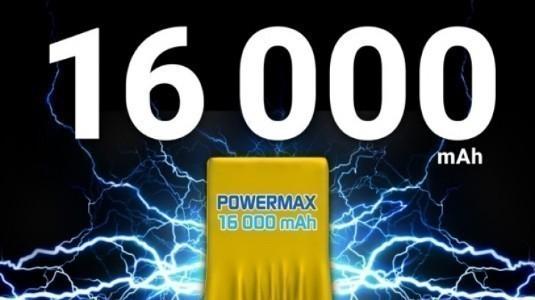 Energizer Power Max P16K Pro akıllı telefon 16.000 mAh Batarya ile MWC'de Tanıtılacak