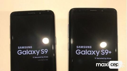 Samsung Galaxy S9 ve Galaxy S9 Plus Çalışır Halde Net Şekilde Görüntülendi