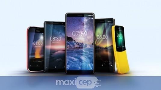 HMD, Nokia 1, Nokia 7 Plus ve Nokia 8 Scirocco Telefonlarını Duyurdu