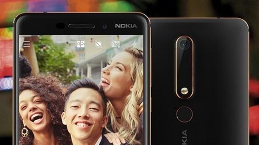 Nokia 6 (2018) tüm teknik özellikleri ve fiyatı duyuruldu