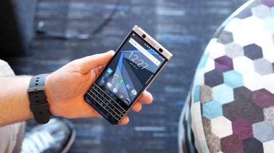 BlackBerry, 2017'de Sadece 850 Bin Adet Telefon Sattı