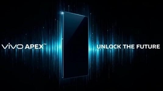 Vivo Apex Fullview Akıllı Telefon, 5 Mart'ta Duyurulacak