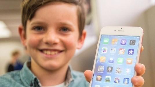 Çocuklar için Android Telefon, MWC 2018'de Sergilendi