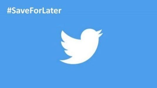 Twitter, Yer İşaretleri Özelliğini Kullanıma Sundu