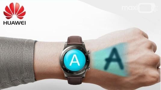 Huawei, Akıllı Saatler için Yeni Bir Patent Daha Aldı