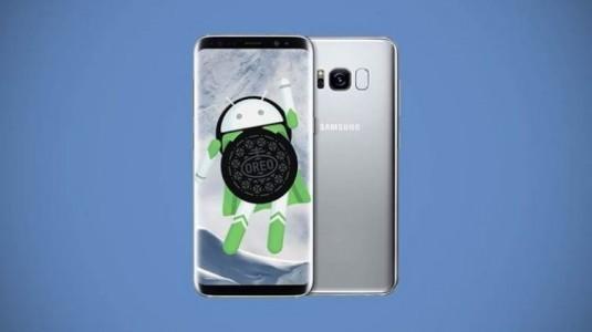 Oreo güncellemesi alacak, Samsung cihazlar belli oldu