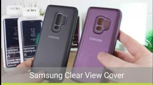 Galaxy S9 ve Galaxy S9+ Kılıf Videosunda Mor Versiyon Ortaya Çıktı