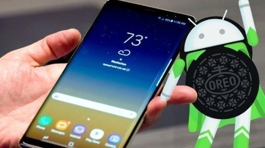 Galaxy S8 Android Oreo Güncellemesi Bazı Ülkelerde Şubat Sonunda Yayınlanacak