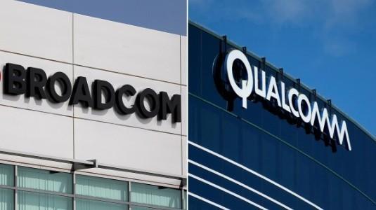 Broadcomm, Qualcomm'u Satın almakta Kararlı