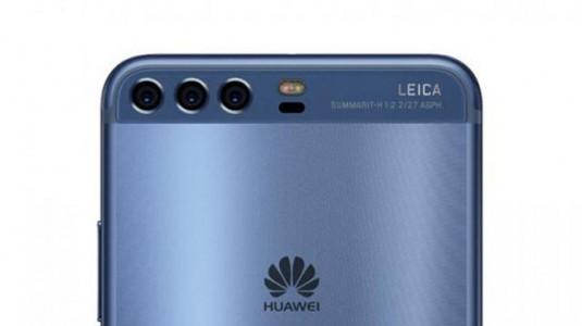 Huawei P20 ile P20 Plus'ta üç kamera olacağına dair ipuçu geldi