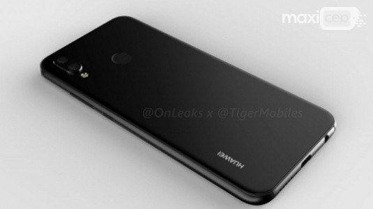 Huawei P11 / P20 Lite Görselleri ve Videosu, iPhone X Benzeri Çift Kamerayı Doğruluyor