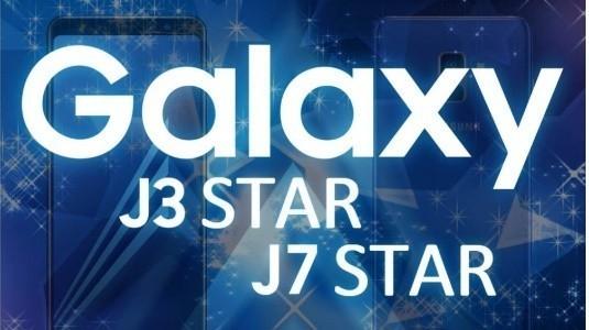 Samsung, Galaxy J3 Star ve Galaxy J7 Star İsimlerinin Patentini Aldı