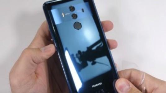 Huawei Mate 10 Pro İşkence Testlerine Tabi Tutuldu