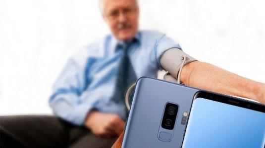 Galaxy S9 ile kalp sağlığı ve tansiyonunuz kontrol altında