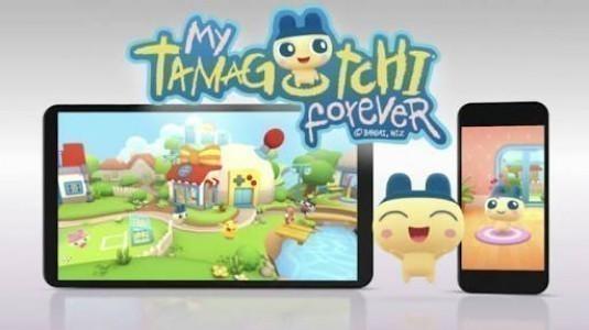 Bir dönemlerin popüler oyunu Tamagotchi mobil cihazlara geliyor
